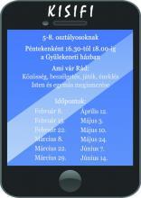 Kisifi plakát